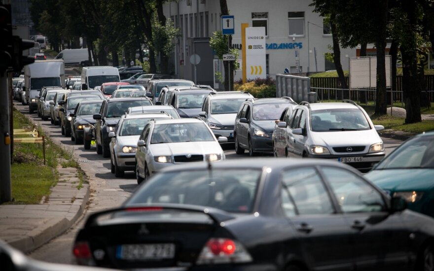 Kirtis vairuotojams: išteisino jų didžiausią siaubą