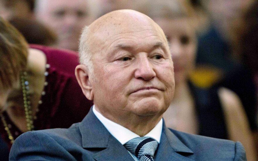 Jurijus Lužkovas