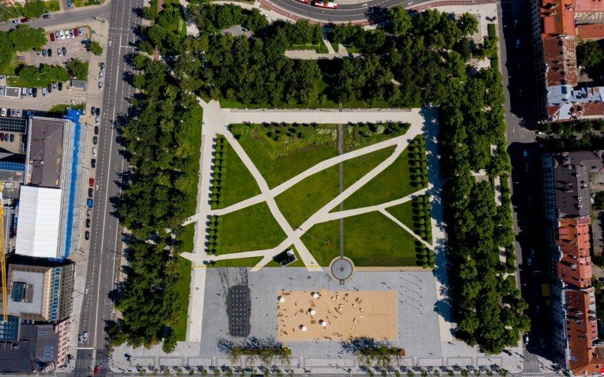Karbauskis dėl Lukiškių aikštės nusileisti nežada: žada nutraukti sutartį su Vilniaus savivaldybe