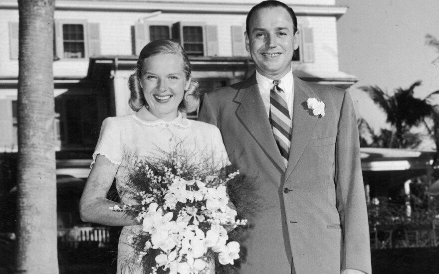 Barbara 'Bobo' Sears ir Winthropas Rockefelleris