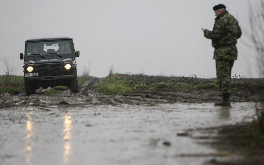 Serbijoje sudužo karinis sraigtasparnis