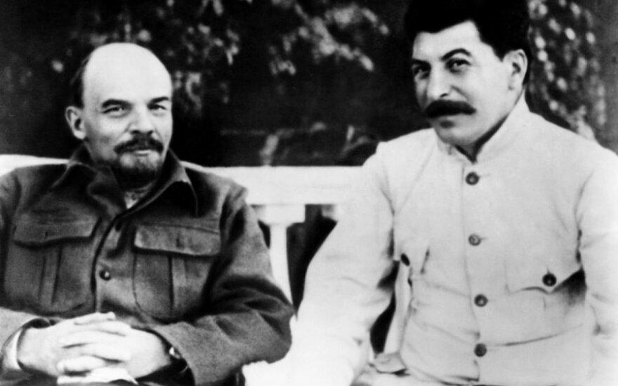 Vladimiras Leninas, Josifas Stalinas