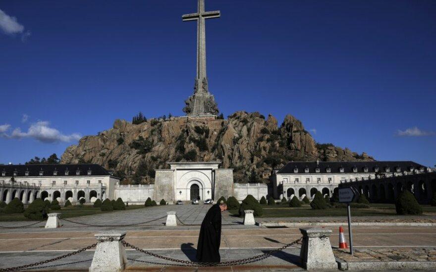 Francisco Franco mauzoliejus