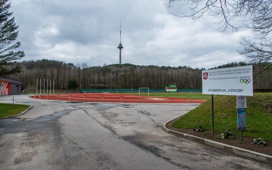 Vingio parko istorija – nuo vienuolynų iki sporto aikštynų