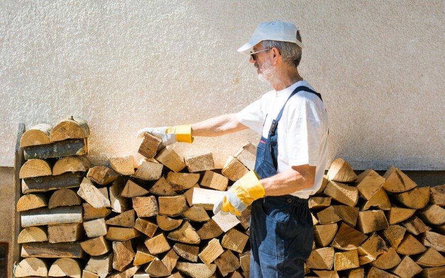 Pranckietis ramina dėl draudimo deginti malkas: to nėra