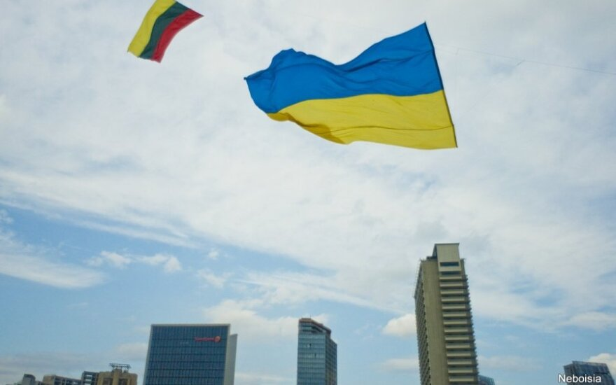 New ambassador in Kiev: It's on me to live up to the reputation Lithuania earned in Ukraine