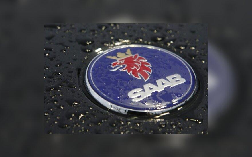 """Švedai teigia, kad """"General Motors"""" dar tikisi surasti naują """"Saab"""" pirkėją"""