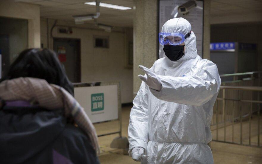Suomijoje patvirtintas pirmas užsikrėtimo koronavirusu atvejis