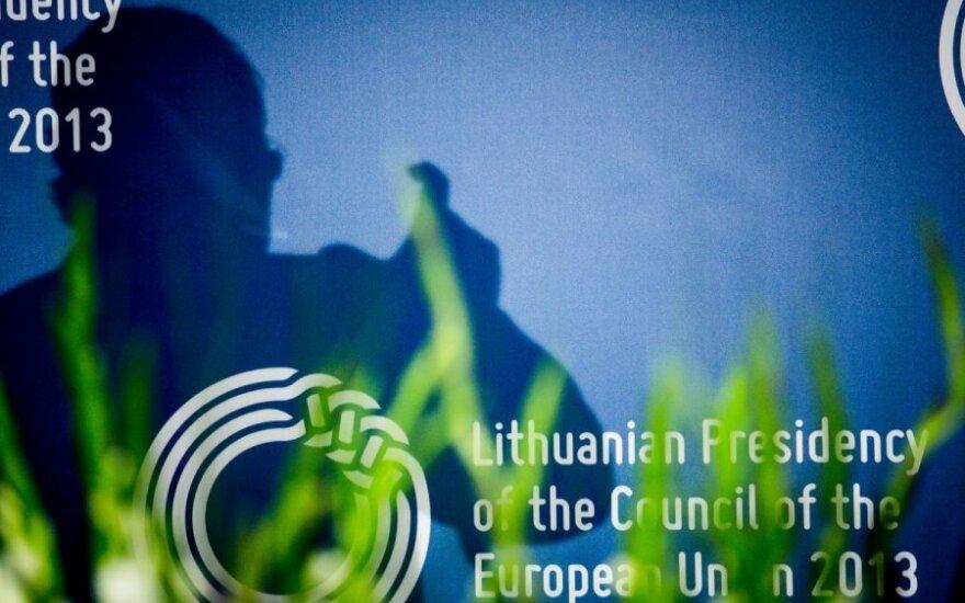 Europos žvaigždyne pusmetį labiausiai spindėjusiai Lietuvai – komplimentų lavina