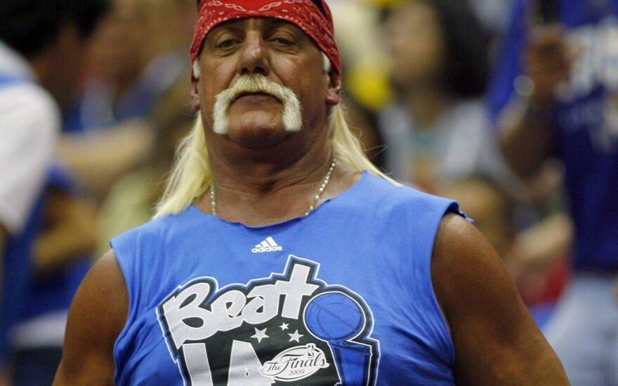"""Magic"" sirgalius Hulkas Hoganas"