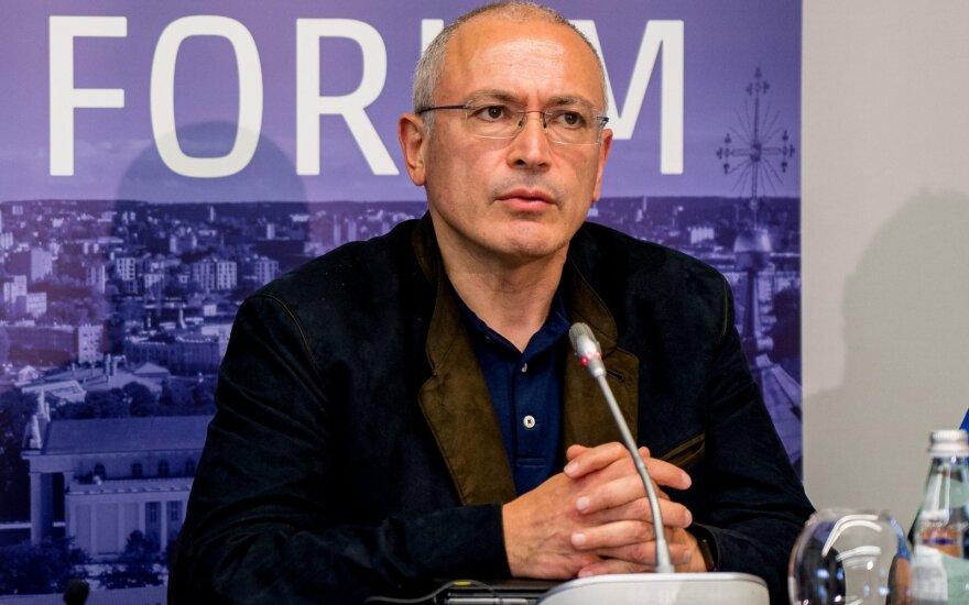 Michailas Borisovičius Chodorkovskis