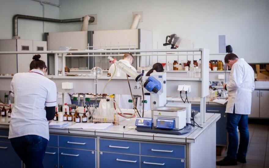 Janiesiems mokslo ir technologijų talentams – pusė milijono eurų
