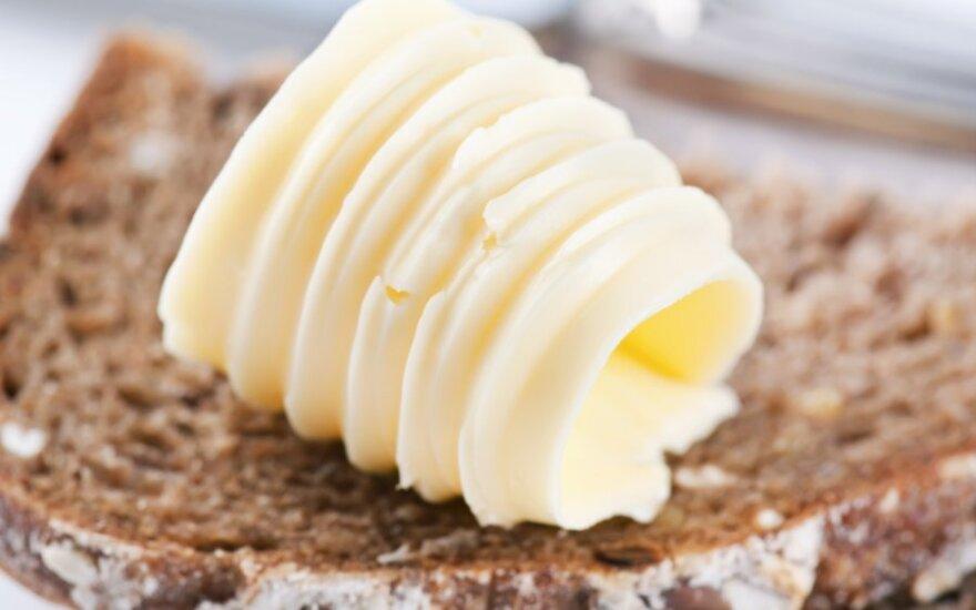 Beieškant sveikesnio maisto: ar galima reabilituoti margariną?