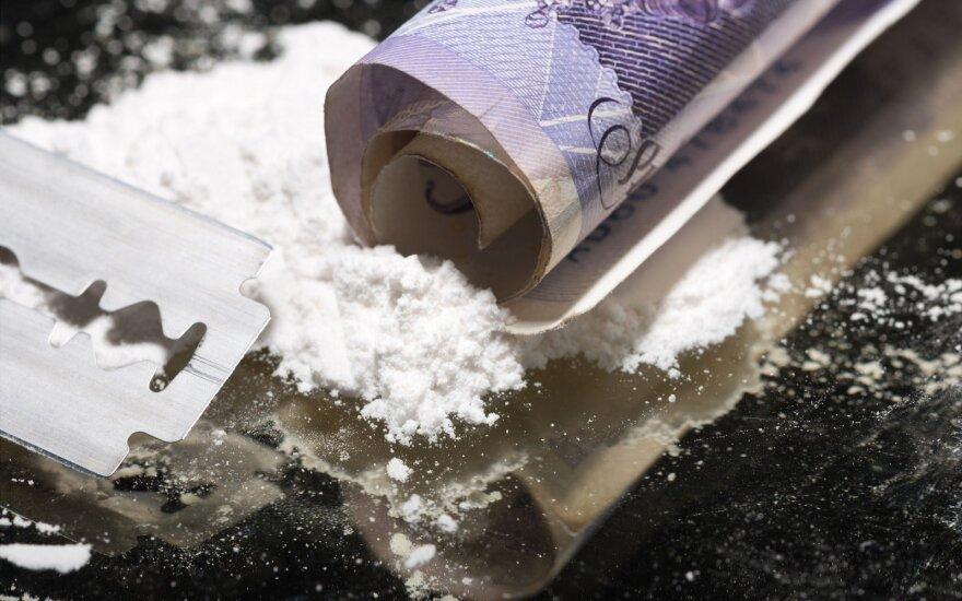 Per didelę operaciją sulaikytas svarbus Kolumbijos narkotikų baronas