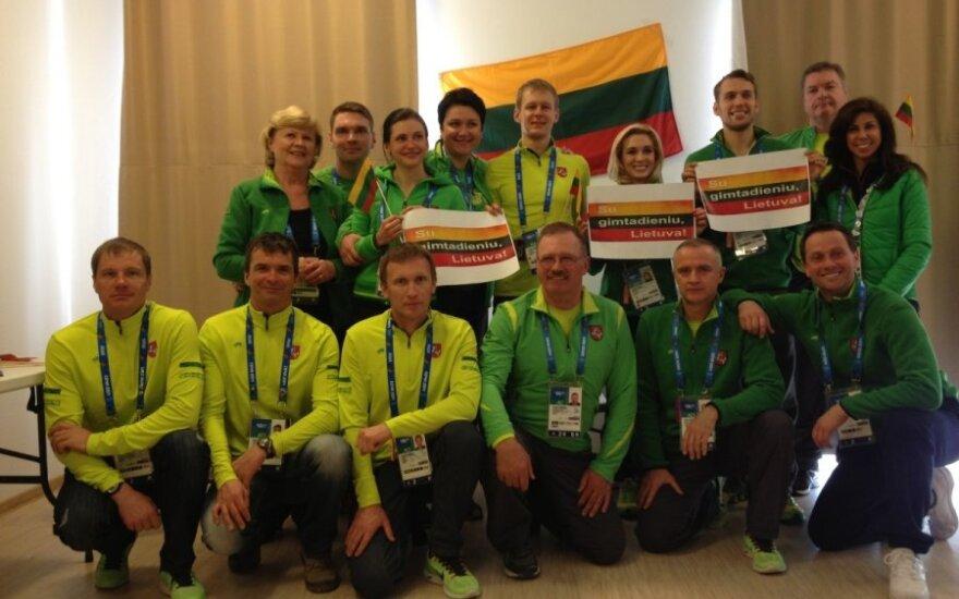 Lietuviai Sočyje paminėjo vasario 16-osios šventę