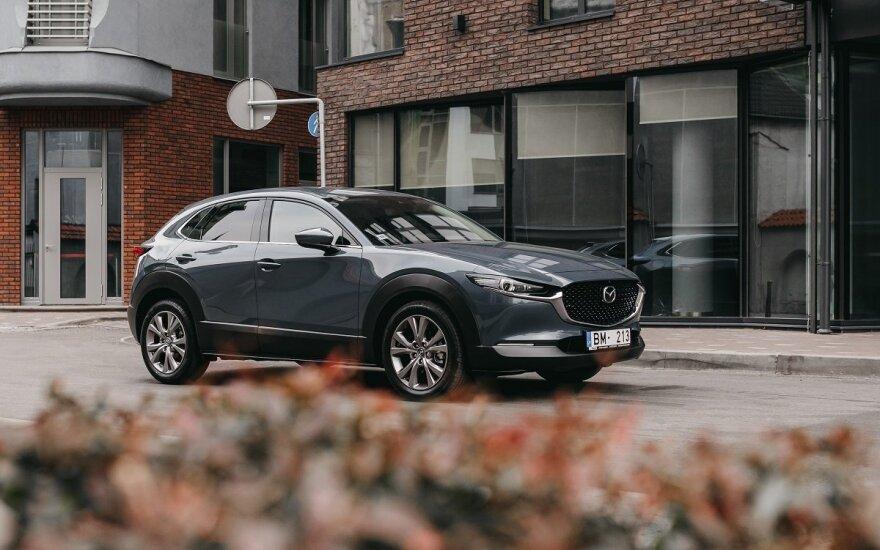"""""""Mazda CX-30"""""""