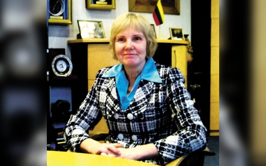 Bronislava Šerelienė