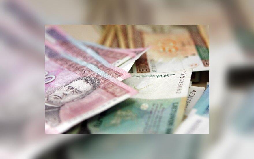 Marijampolės sav. per 850 tūkst. Lt panaudota ne pagal paskirtį
