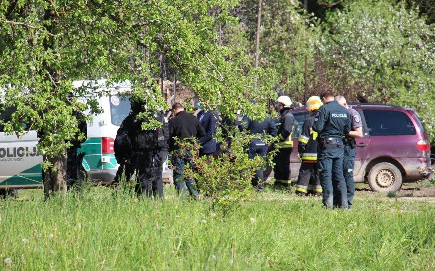Po tragiškos pareigūno žūties Mažeikių rajone – tyrimo išvados