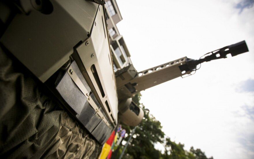 Makers of Boxer infantry vehicles looking for subcontractors in Lithuania