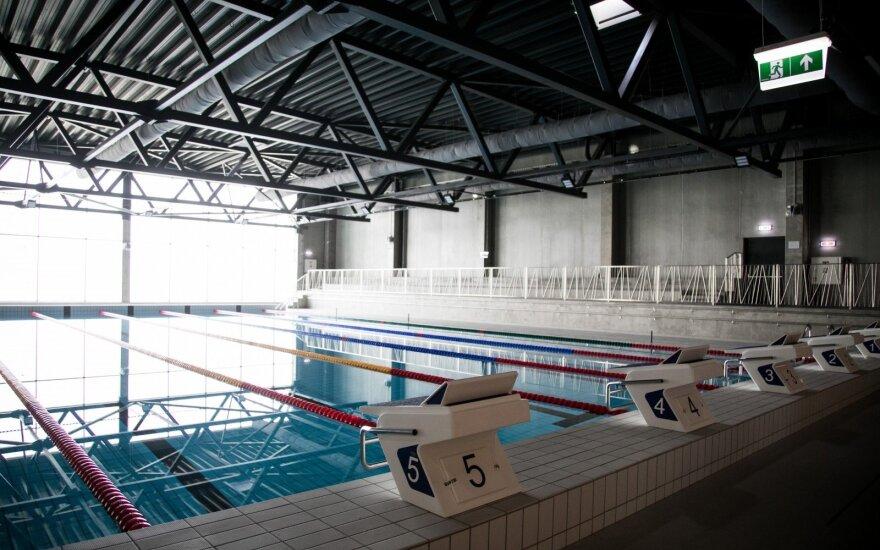 Vandens sporto atstovai: Fabijoniškių baseinas – žingsnis pirmyn, bet reikia daugiau