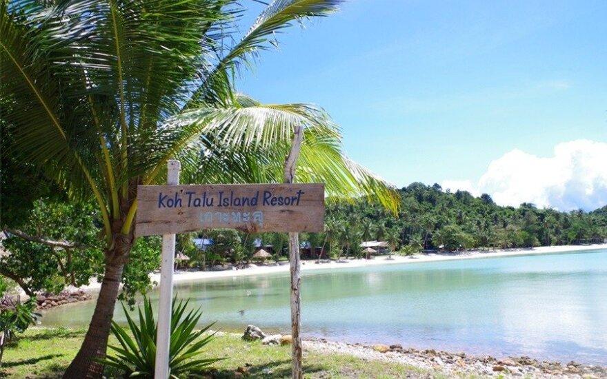 Koh Talu sala