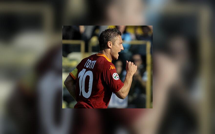 "Francesco Totti  (""AS Roma"")"