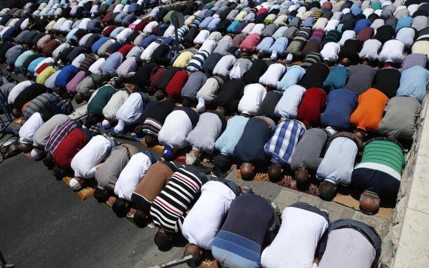 Izraelio saugumo pajėgos po išpuolio Jeruzalėje sulaikė musulmonų dvasininką