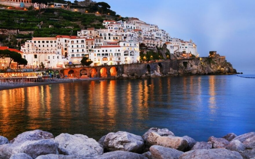 Klajojimai po Italiją: stipri itališka kava ir kalnuotos pakrantės