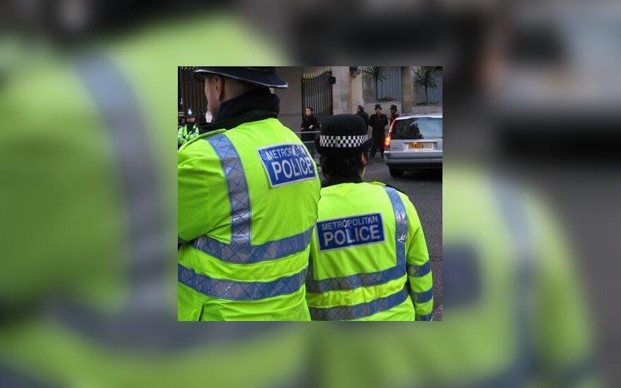 Londono policija demaskavo 400 automobilių pavogusią lietuvių gaują