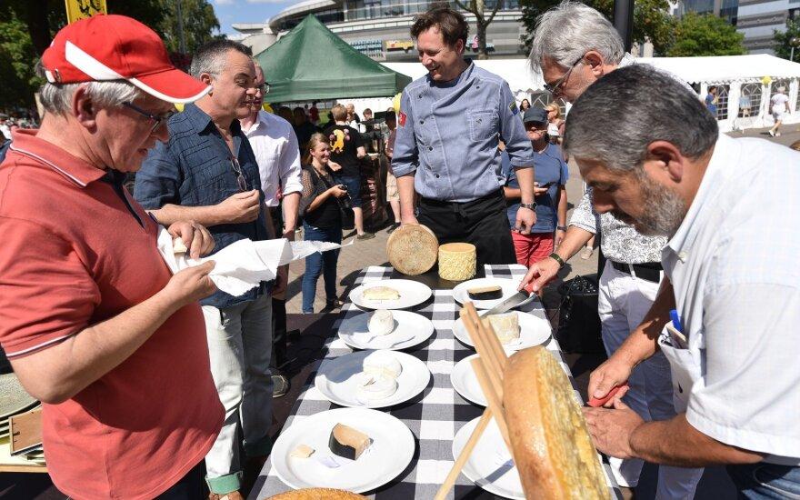 Sūrių festivalis Druskininkuose