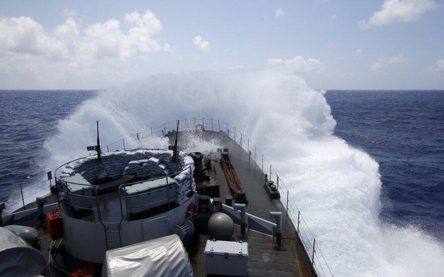 Turkija žada tęsti gamtinių dujų žvalgybą Viduržemio jūroje