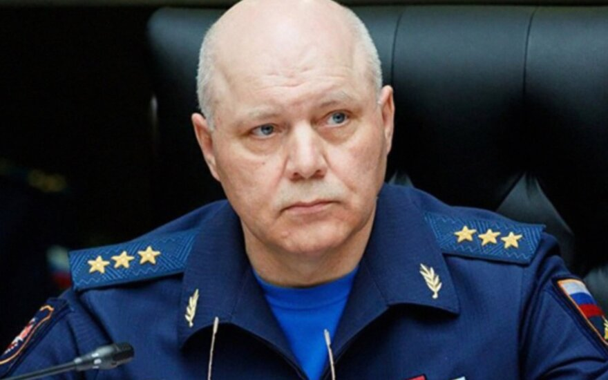 Igoris Korobovas, mil.ru nuotr.