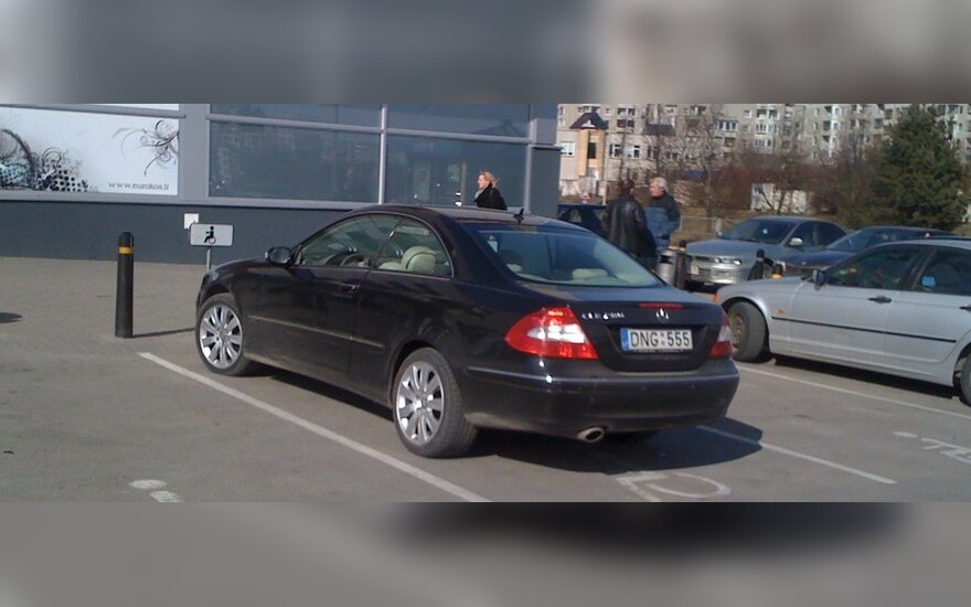 Vilniuje, Fabijoniškių g. 2011-03-27