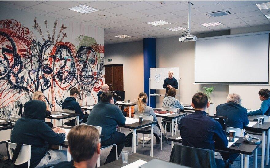 Lietuvoje bus ruošiami blockchain technologijos specialistai
