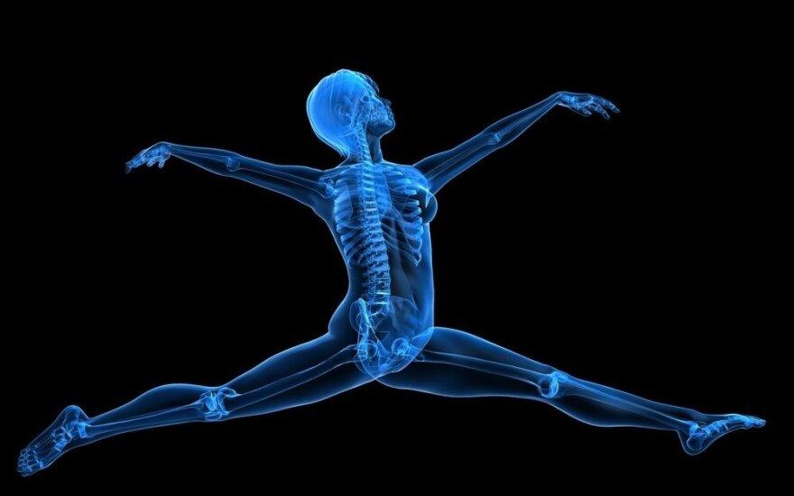 Žmogaus kūnas – pilnas paslapčių: faktai, kurių apie save greičiausiai net nežinojote