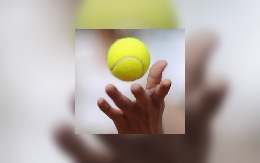 Tenisas, teniso kamuoliukas
