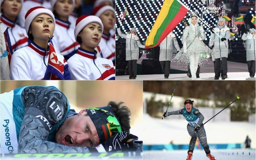 Lietuva Pjongčango olimpinėse žaidynėse