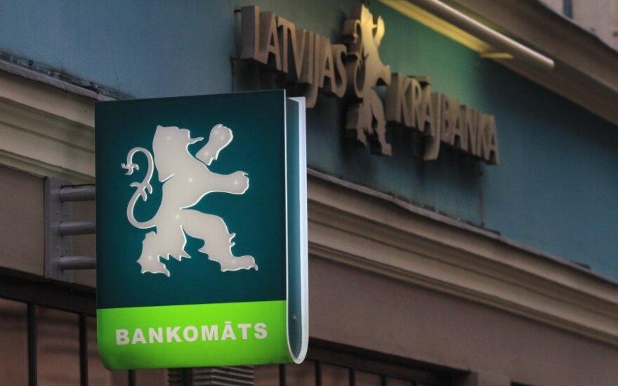 """Dėl """"Krajbanka"""" žlugimo kritikuojamos priežiūros institucijos"""
