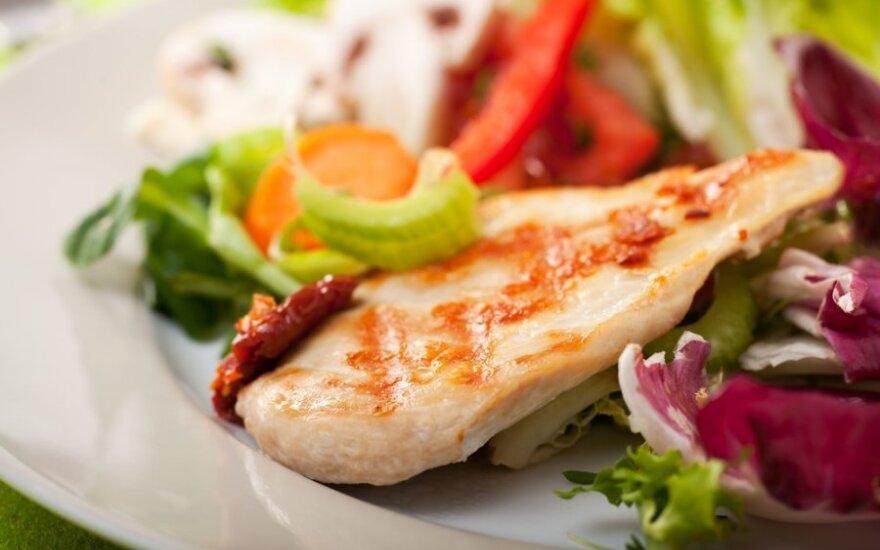 Sveikos mitybos specialistė V. Kurpienė: kodėl organizmui reikia amino rūgščių?