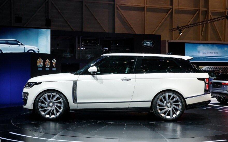 """""""Range Rover SV Coupé"""""""