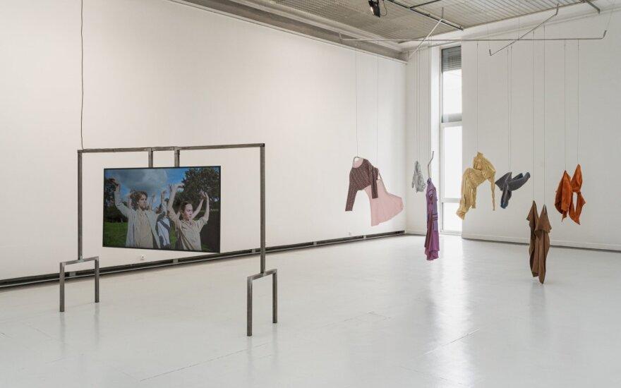 """""""JCDecaux premija 2020"""" paroda vyko Šiuolaikinio meno centre"""