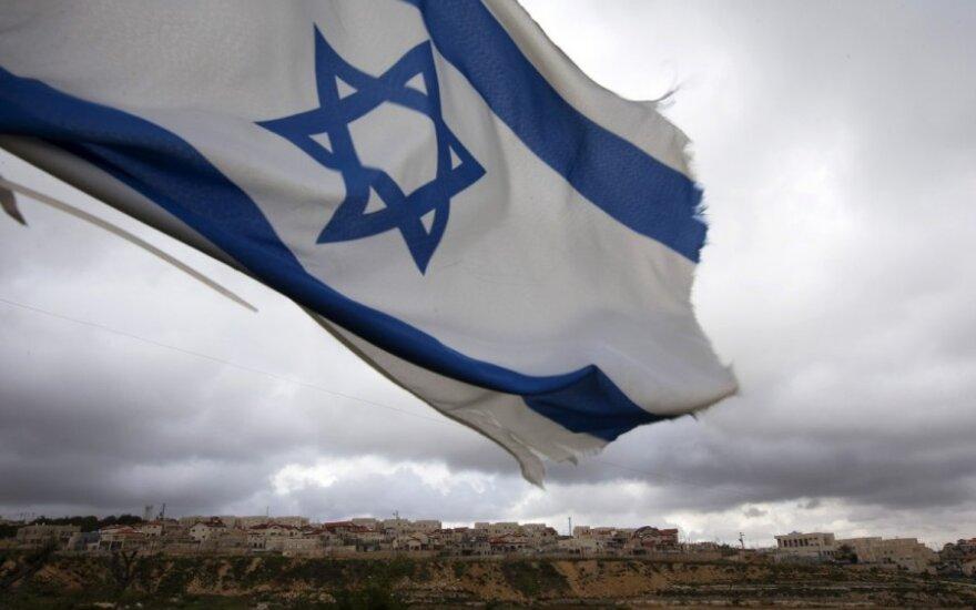 Izraelis sulaikė palestiniečių ministrą Jeruzalės reikalams