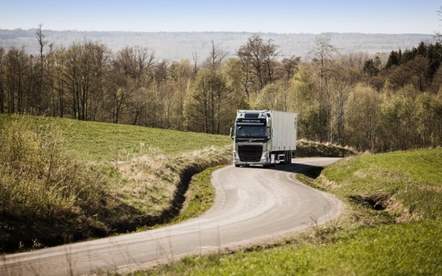 Volvo sunkvežimiai
