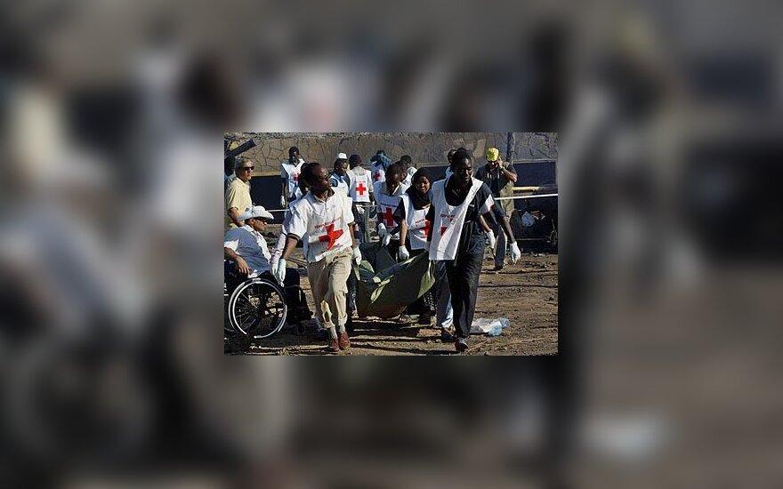 Po išpuolio Mombasoje