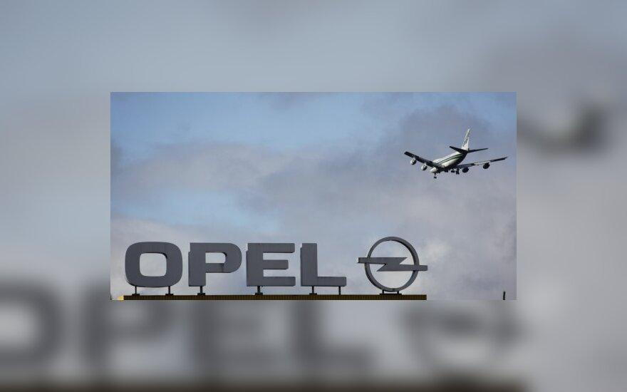 """""""Opel"""" neturi ateities už Europos ribų"""