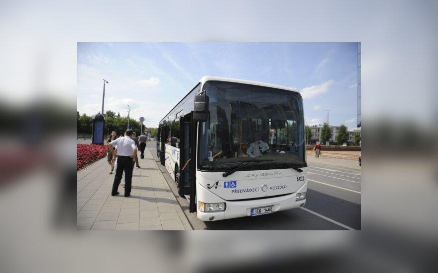 R.Adomavičius: benzinu varomi autobusai Vilnių paleis ubagais