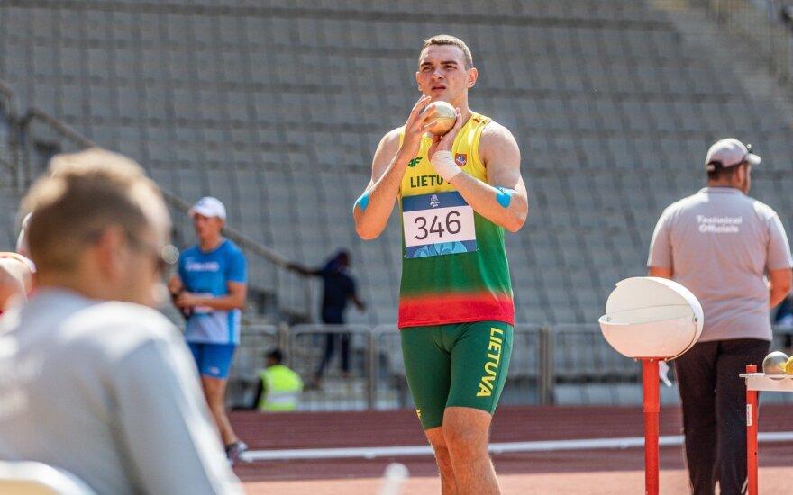 Karolis Gelažius / Foto: LTeam/Vytautas Dranginis