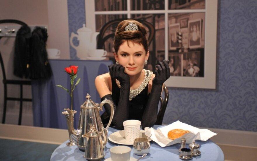 Atgal į praeitį: nepakartojamosios Audrey Hepburn triumfas Holivude
