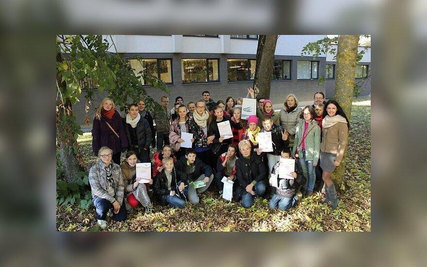 Šiaulių miesto jaunimas dalyvavo interaktyviame žaidime